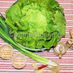 salata verde preparata olteneste