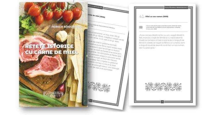 carte RETETE ISTORICE CU CARNE DE MIEL