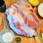 pulpa de vitel la cuptor