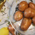pasta de cartofi cu peste afumat